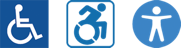 Disability and Accessibility Icons
